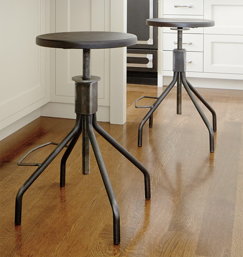 Industrial Counter Height Stools Part - 29: Rejuvenation