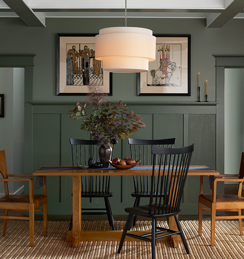 Arts and crafts dining room lighting - Share Your Style Myonepiece