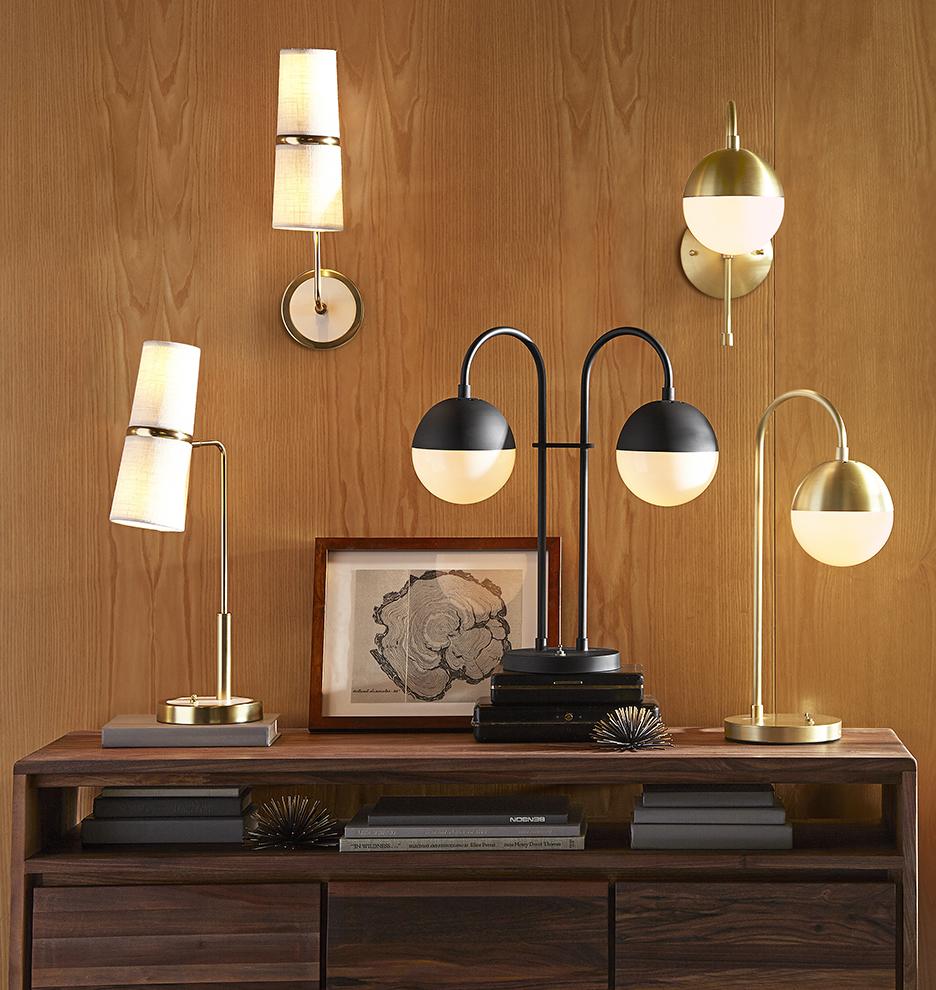- Cedar & Moss Table Lamp Rejuvenation