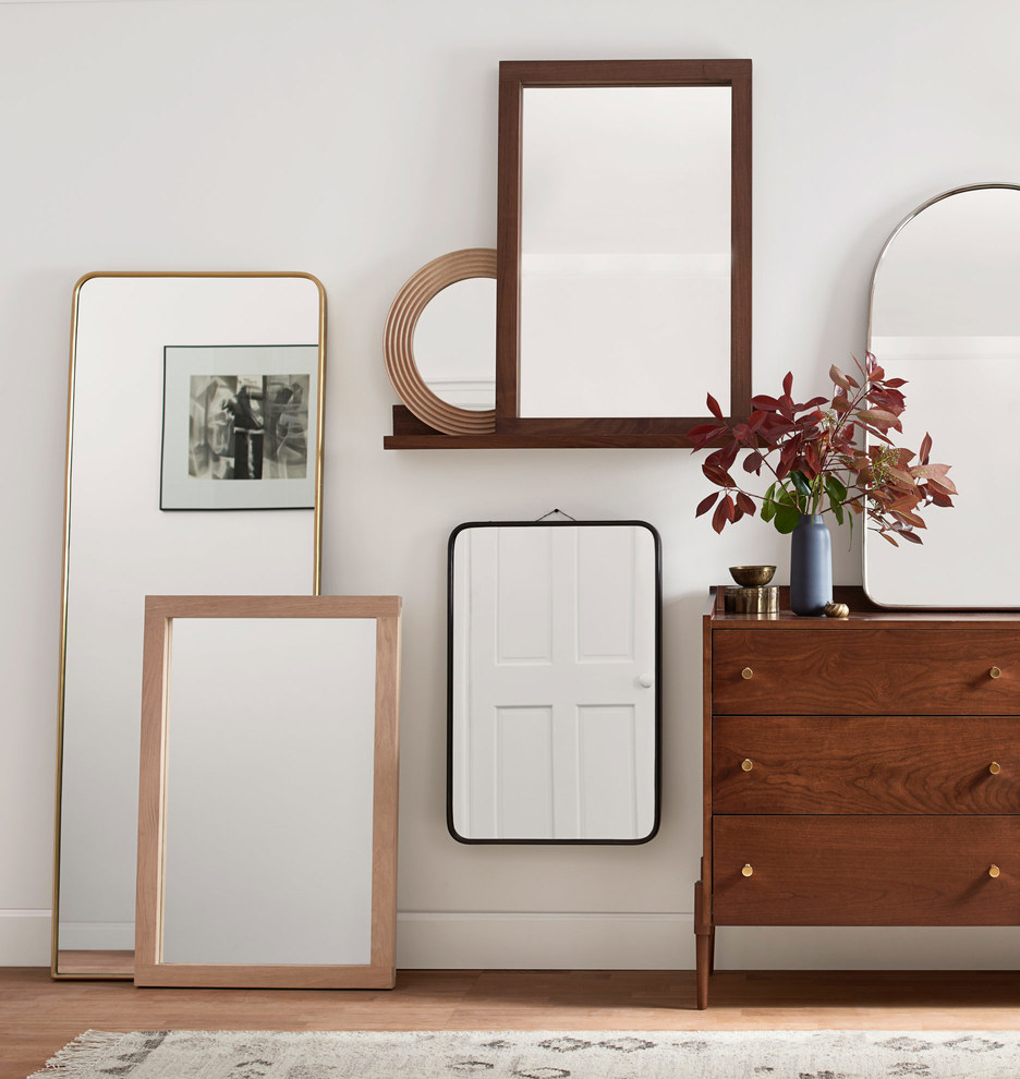 Williams sonoma home five panel beveled mirror - Share Your Style Myonepiece