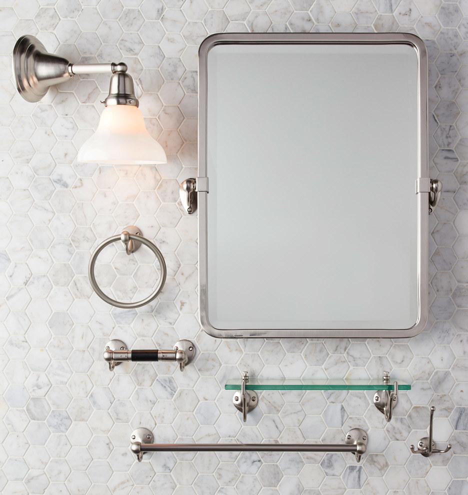 linfield toilet paper holder solid brass rejuvenation