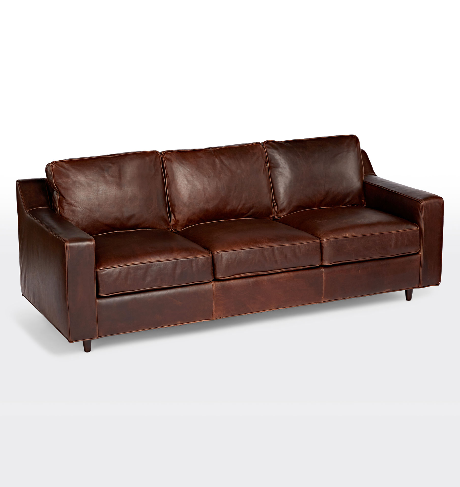 Garrison Leather Sofa
