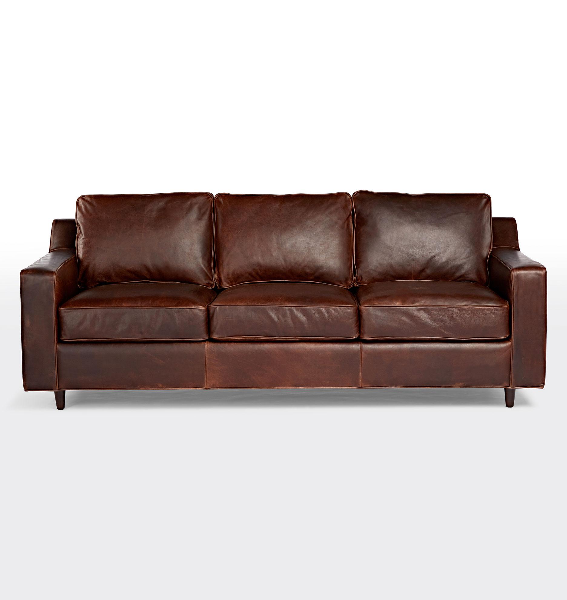 Garrison Leather Sofa