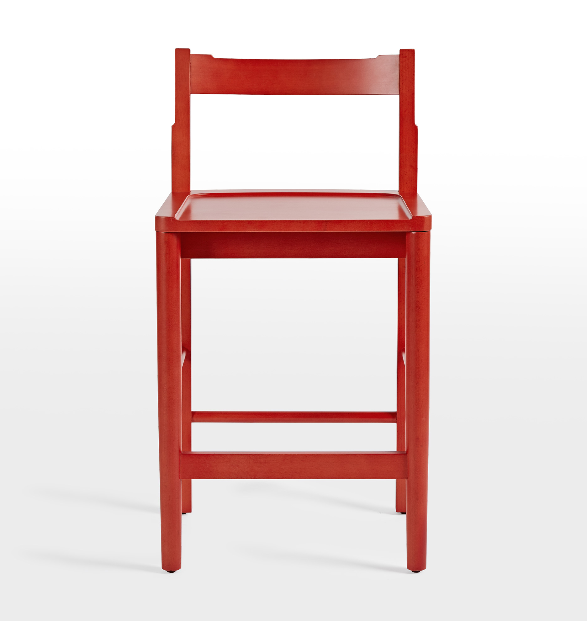 ou0026g ladderback counter stool