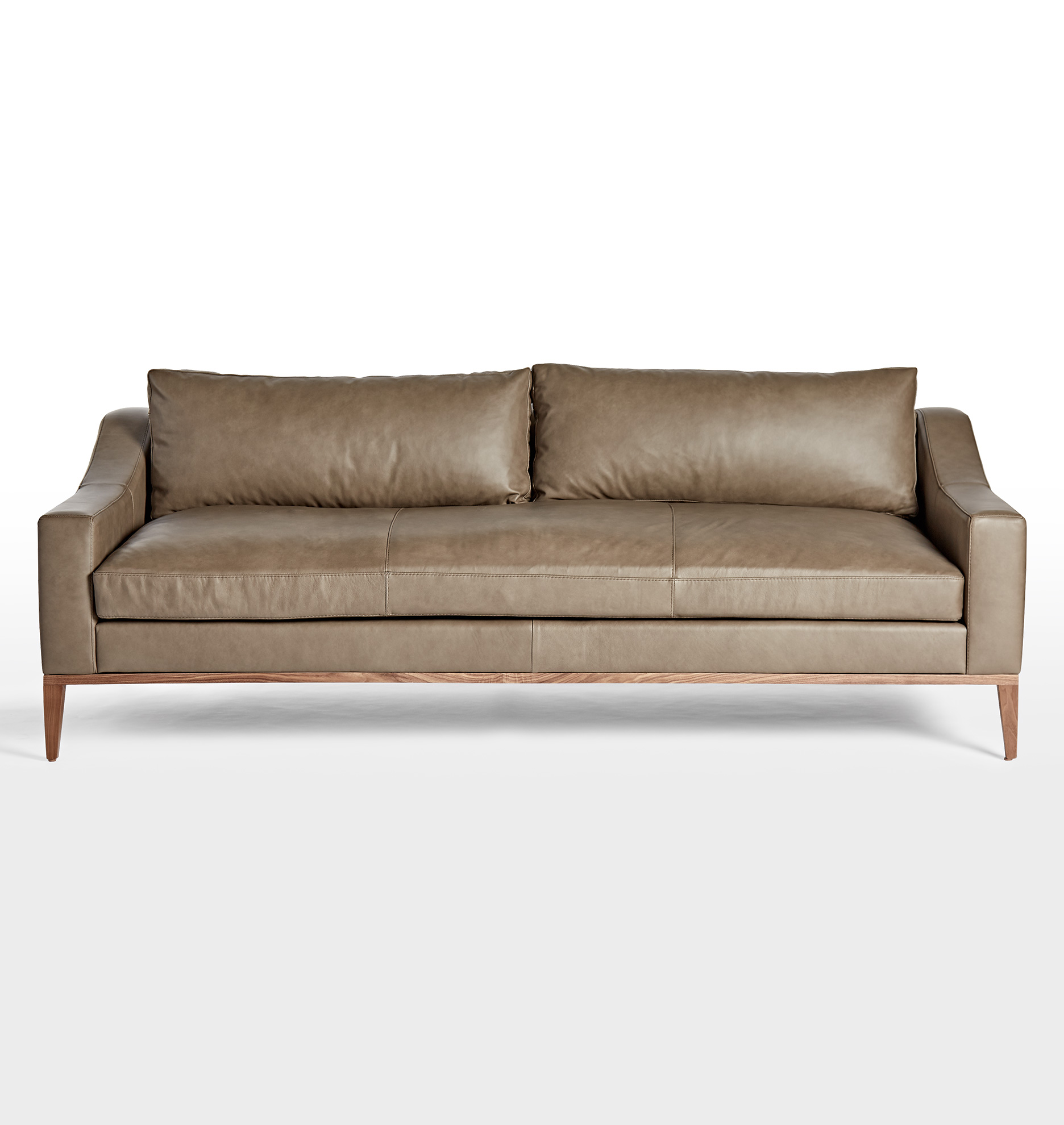 Laurelwood Leather Sofa