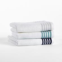 Organic 600-Gram Hydrocotton Waffle Weave Wash Cloth