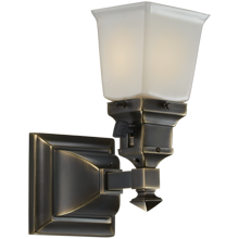 Deschutes Single Sconce