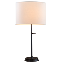 Keystick Table Lamp - Oil Rubbed Bronze
