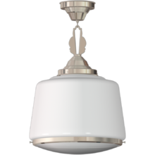 Hollywood LED Semi Flush Mount