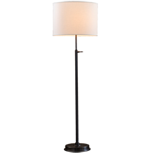 Keystick Floor Lamp - Oil Rubbed Bronze