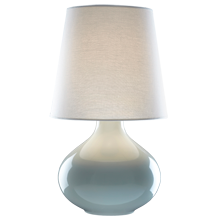 June Ceramic Table Lamp - Celadon