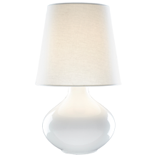 June Ceramic Table Lamp - Lily