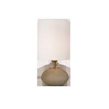 Concrete Orb Accent Lamp
