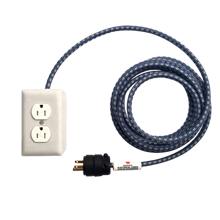 Exto Extension Cord - Gray
