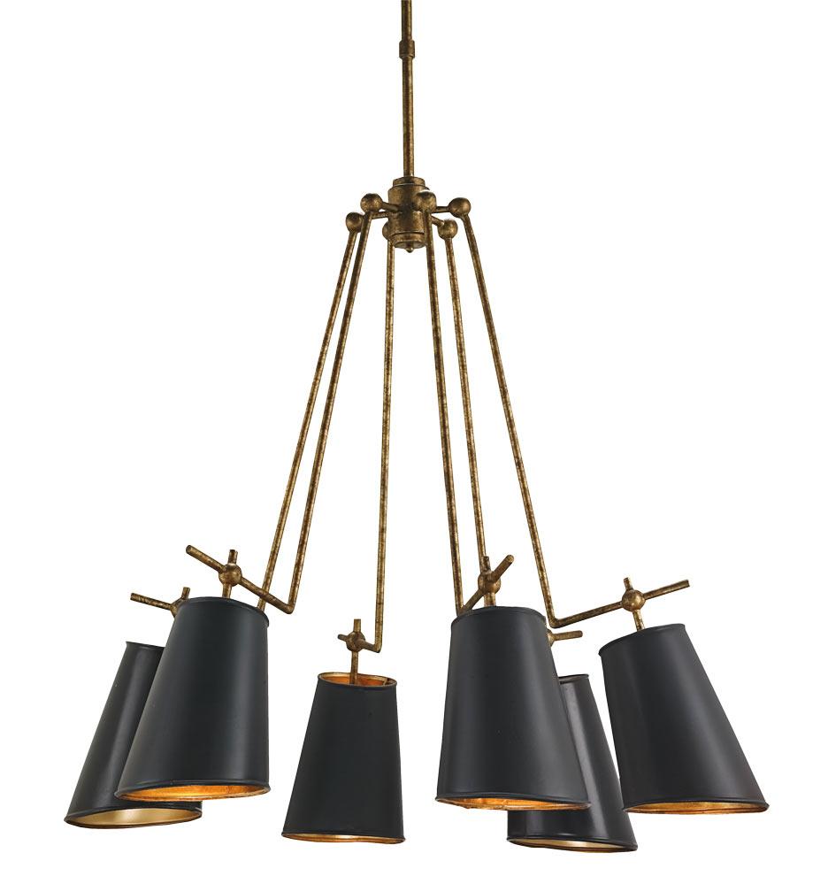 Rejuvenation chandelier
