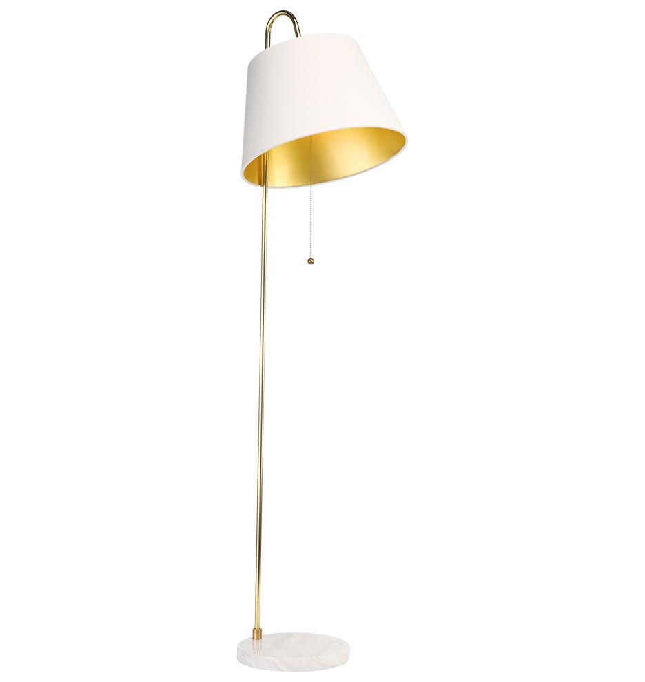 Stem floor lamp rejuvenation aloadofball Image collections