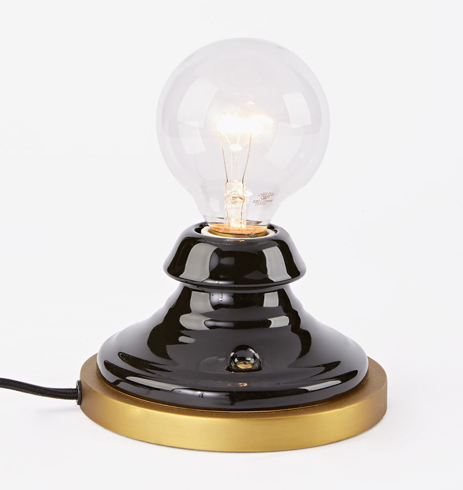 Small accent lamp - Free Shipping