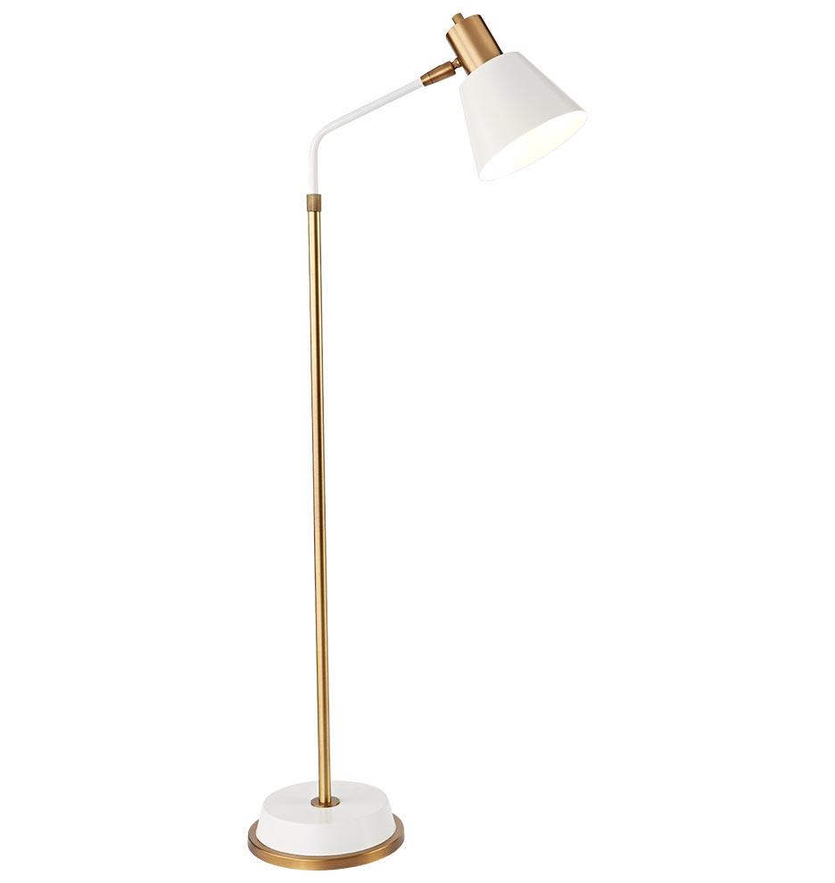 cylinder task floor lamp  rejuvenation -