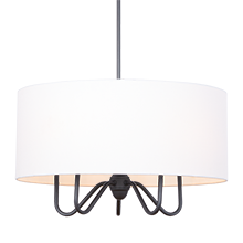 Berkshire Drum Chandelier - Oil-Rubbed Bronze