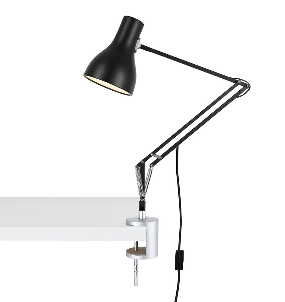 Anglepoise Type 75 Desk Clamp Lamp | Rejuvenation