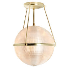 Arrington Globe Pendant