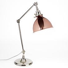 Grandview Task Lamp - Polished Nickel
