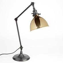 Grandview Task Lamp - Oil-Rubbed Bronze