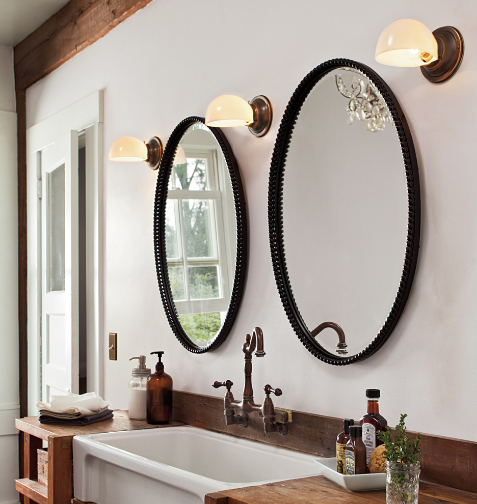 Bathroom Lighting Kent thurman wall sconce | rejuvenation