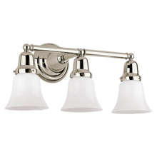 Carlton Triple Wall Sconce