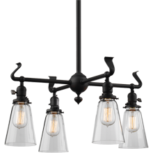 bauer chandelier | rejuvenation
