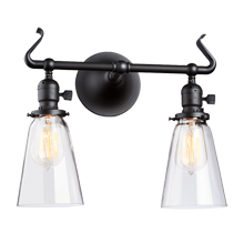 Bauer Double Sconce