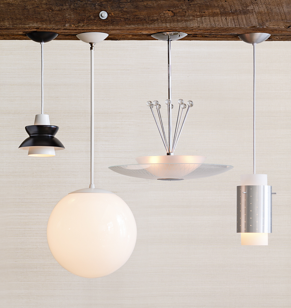 Midcentury Modern Pendant Lighting