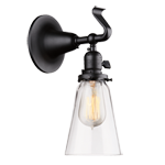Bauer Single Sconce