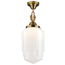 Hollywood Large Semi-Flush Mount