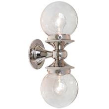 Pittock Double Sconce