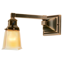 Pacific City Swing-Arm Sconce