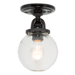 Mist Semi-Flush Mount