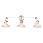 Grandview Triple Wall Sconce