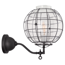 Ironside Sconce