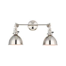 Grandview Double Sconce