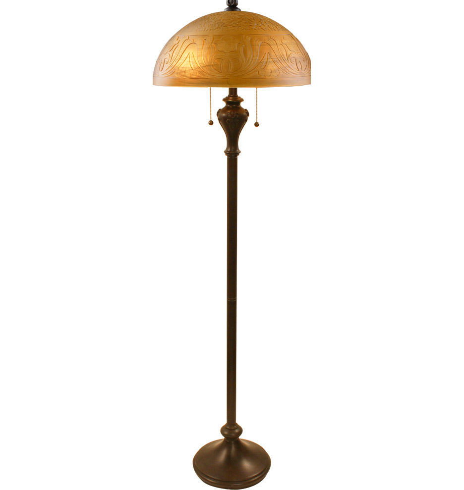 Glenhaven Floor Lamp | Rejuvenation