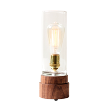 Walnut Lantern