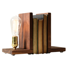 Walnut Book Ends