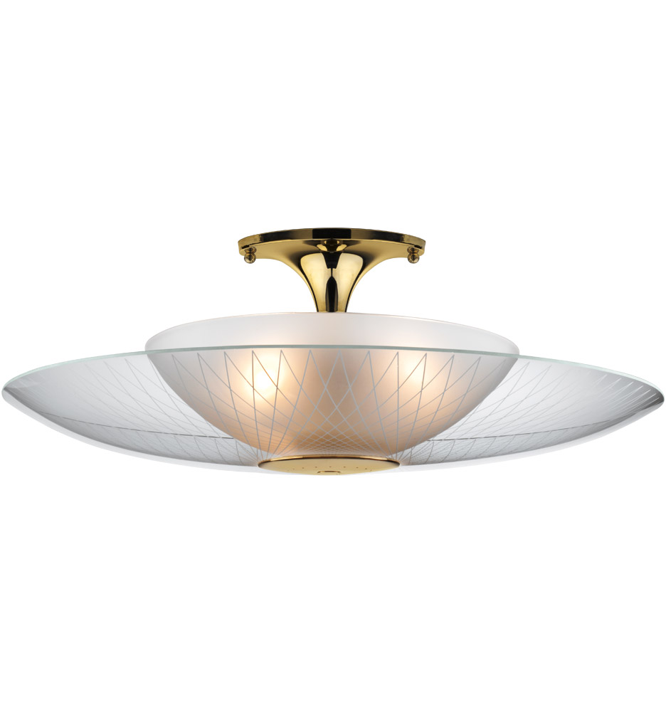 Semi Flush Mount Kitchen Lighting Luna Semi Flush Mount Rejuvenation