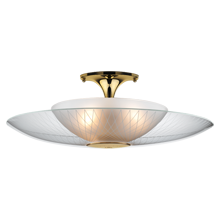 Luna Semi-Flush Mount