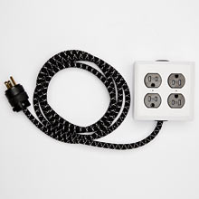 Exto +4 8ft. Extension Cord