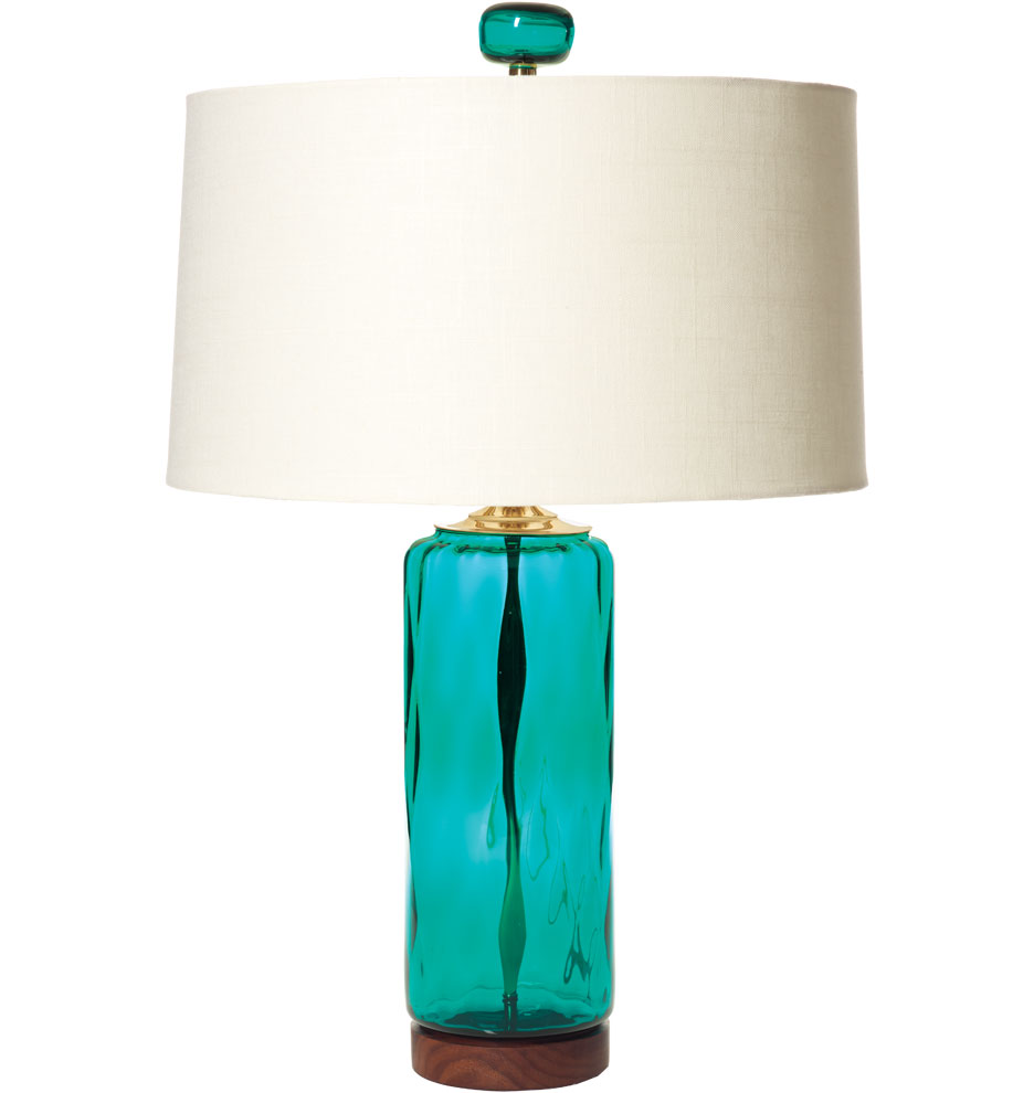 Marvelous ... Peacock Cylinder Table Lamp. Z021002