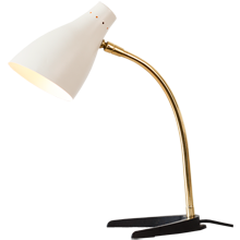 Zond Brass Arm Desk Lamp