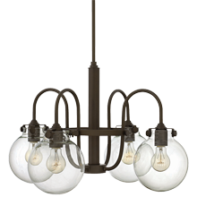 Congress Chandelier  - Oil-Rubbed Bronze