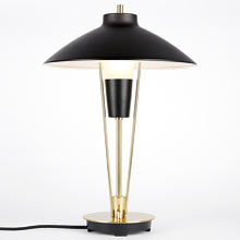 Ensley Table Lamp - Metal Shade
